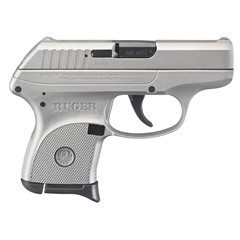 RUGER 3741 LCP 380 ACP DAO 2.75
