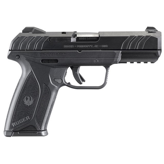 RUGER SECURITY 9 9MM #3810-img-0
