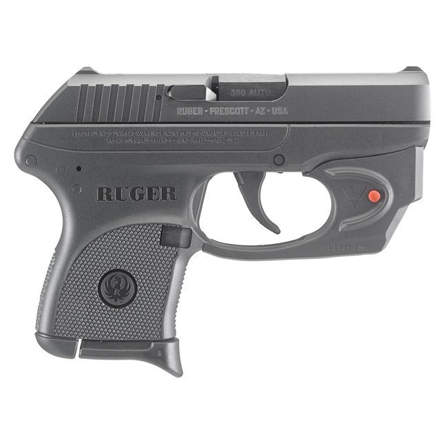 RUGER LCP .380 2.75 INCH BLUED 3752-img-0