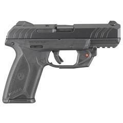 RUGER SECURITY-9 9MM LUGER ADJ 15-SHOT BLUED