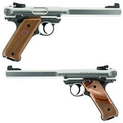 RUGER MARK IV COMPETITION .22LR #40112