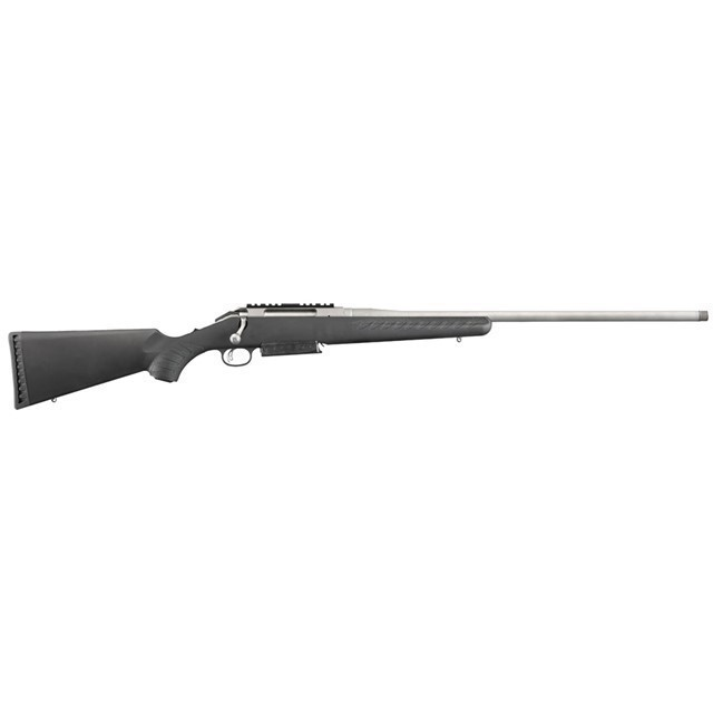 RUGER 16912 AMERICAN MAG BOLT 300 WIN MAG 24 3+1-img-0