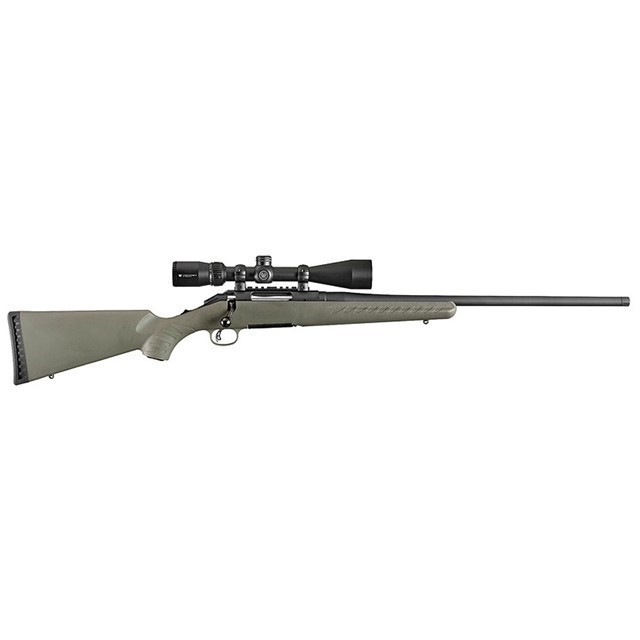 "RUGER AMERICAN RIFLE VORTEX SCOPE 6.5 CREED 22""-img-0"