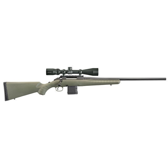 """RUGER AMERICAN RIFLE W/VORTEX SCOPE 6.5 CREED 22""""-img-0"""