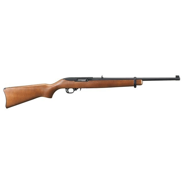 RUGER 10/22 SEMI-AUTO .22 LR WOOD STOCK, 1103-img-0