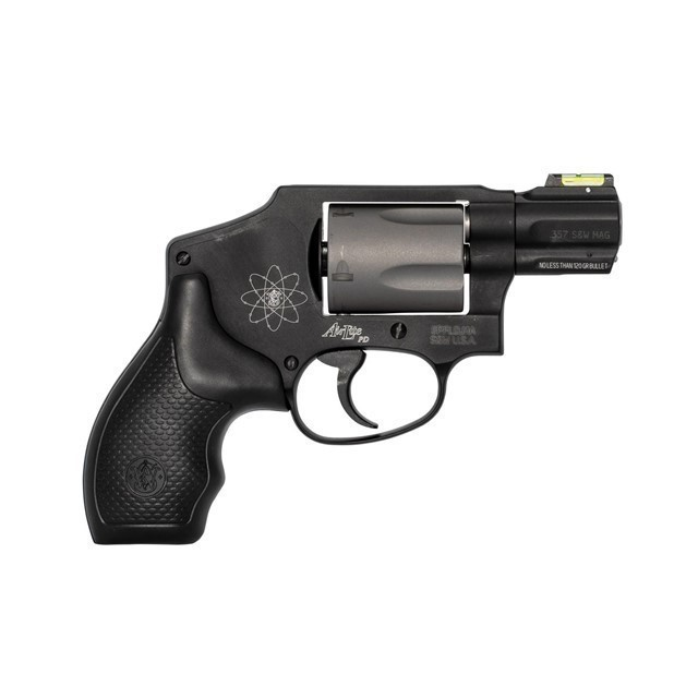 SMITH & WESSON 340PD AIRLITE 357 , 163062-img-0