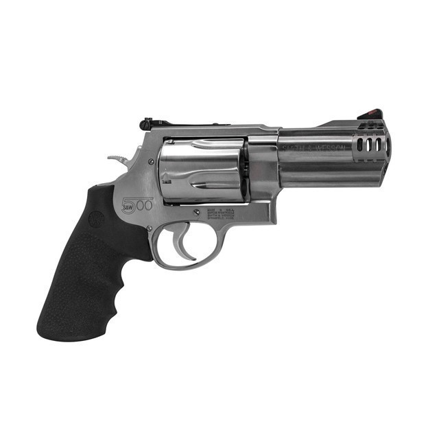 SMITH & WESSON 500 SMITH & WESSON, RUBBER, 163504-img-0