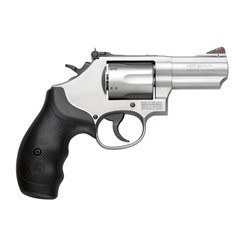 """S&W 66 2.75"""" 357MAG 6RD STS AS RBR"""