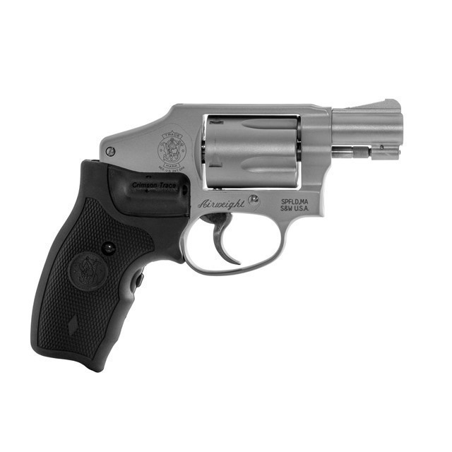 SMITH & WESSON 642 CRIMSON TRACE 38SPEC, 163811-img-0