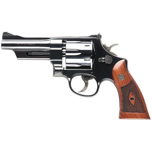 SMITH & WESSON 27 .357 MAGNUM 4IN BARREL, 150339-img-0