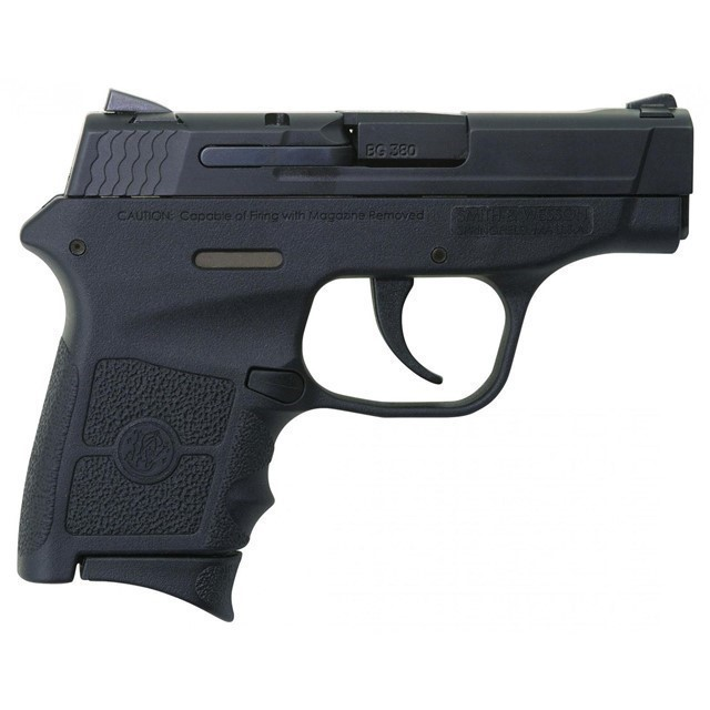 SMITH & WESSON .380 2.75 NMS , 10266-img-0