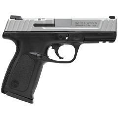 SMITH & WESSON SD9VE *MA*123902 9MM 4 10R