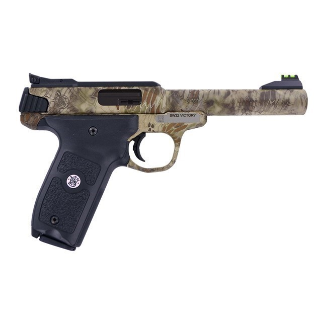SMITH & WESSON SW22 VICTORY .22LR 10297-img-0