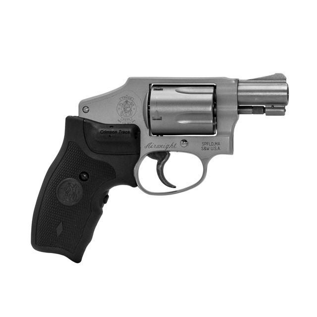 SMITH & WESSON 642, 38 SPECIAL 1.87 5 RND, 150972-img-0