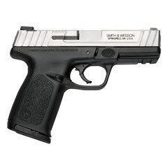 SMITH & WESSON SD9VE 123900 9MM BLK/SS 10R