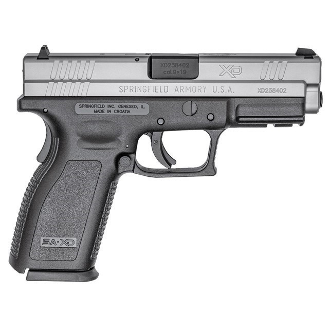 SPRINGFIELD ARMORY XD 9MM SLIDE 10RDS, XD9301-img-0