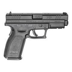 SPRINGFIELD ARMORY XD9101 9MM 4 ESSENTIAL BLK