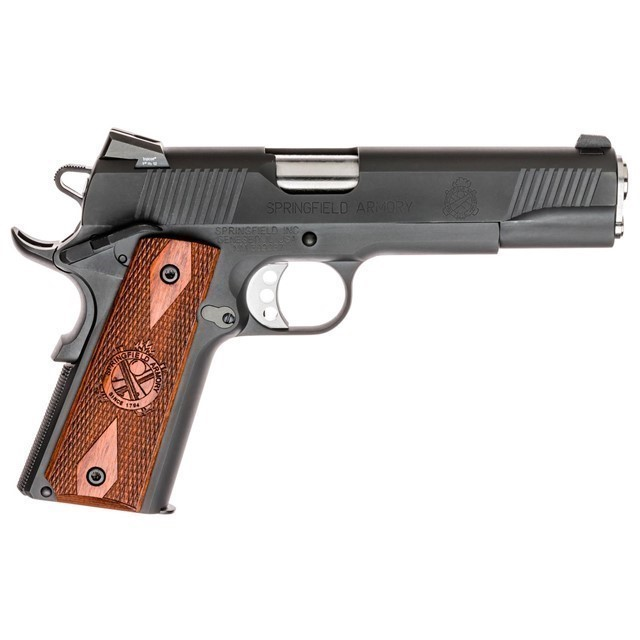 SPRINGFIELD ARMORY PX9109L 1911 LOADED .45ACP 5IN-img-0