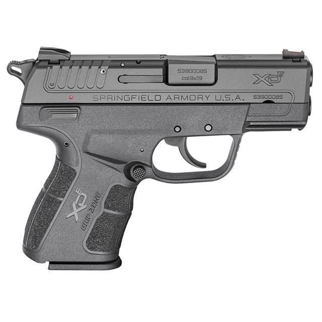 SPRINGFIELD ARMORY XDE9339BEIGU XD-E 9MM LUGER-img-0