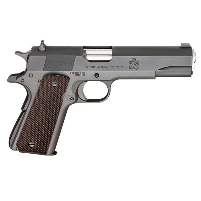 SPRINGFIELD ARMORY DEFENDER MIL-SPEC PARKERIZED 45-img-0