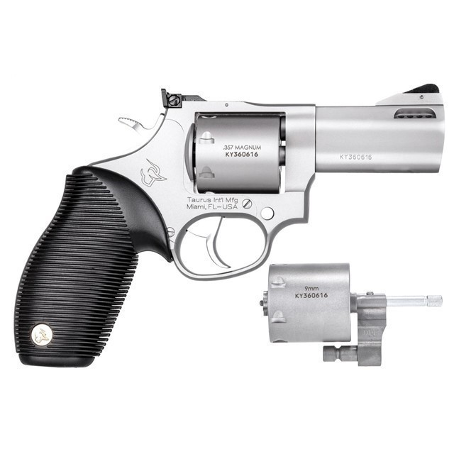 TAURUS 692SS 357 MAGNUM 38 SPECIAL STAINLESS STEEL-img-0