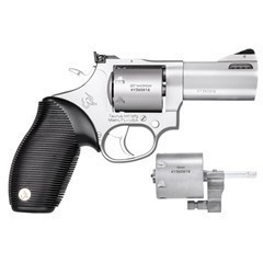 TAURUS 692SS 357 MAGNUM 38 SPECIAL STAINLESS STEEL