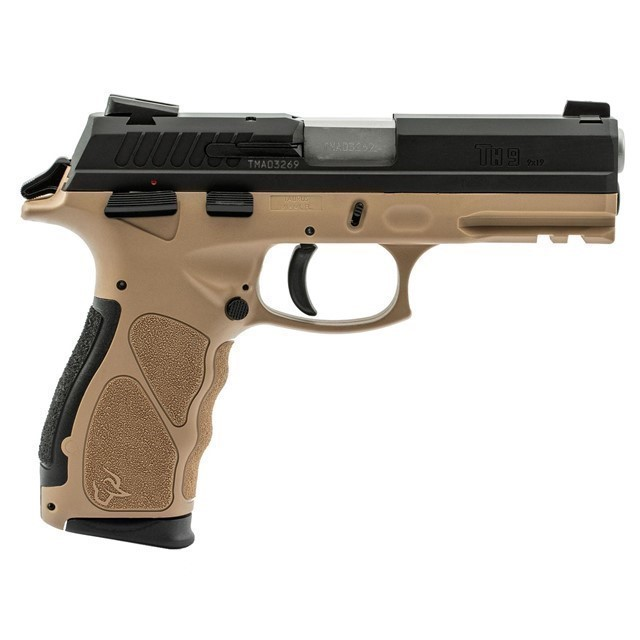 TAURUS 1TH9041T TH9 9MM LUGER 9MM LUGER SINGLE/DO-img-0