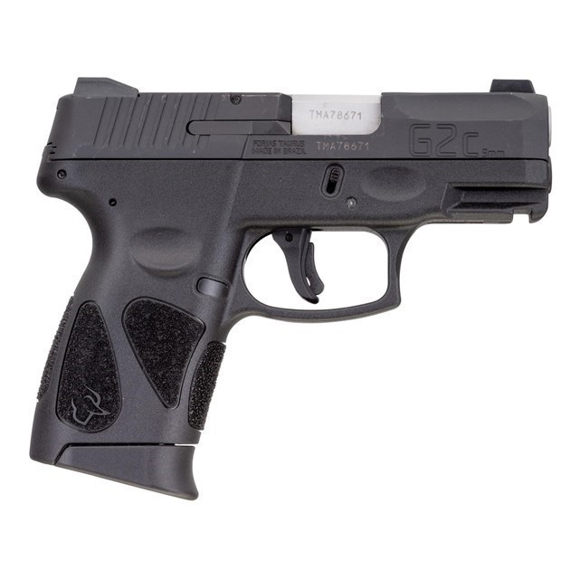 TAURUS 1G2C931NS10 G2C9MM LUGER SINGLE/DOUBLE 3.2-img-0
