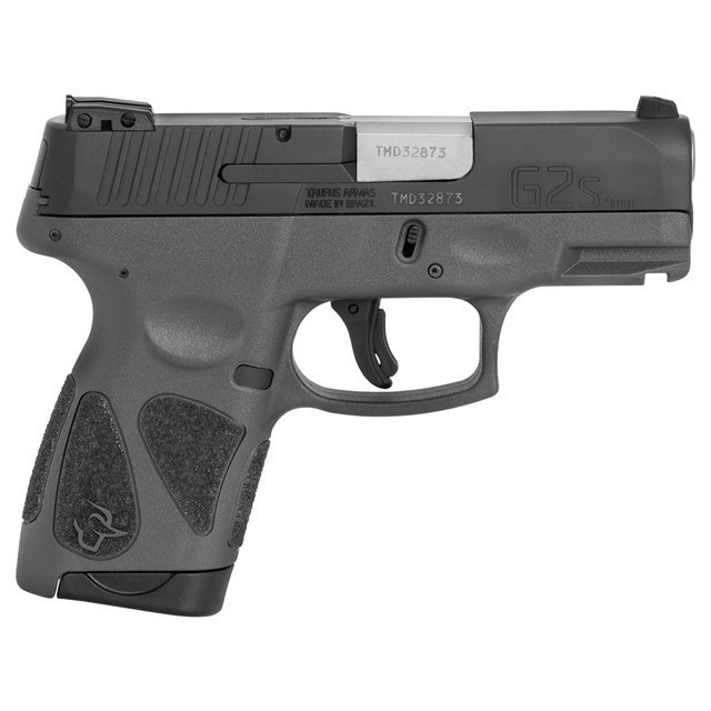 """TAURUS 1G2S931G G2S 9MM LUGER SINGLE 3.26""""-img-0"""