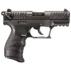 "WALTHER P22Q 22LR 3.42"" BLACK 10RD"