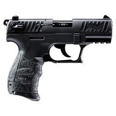 WALTHER ARMS 5120333 P22CA 22 LR BLK *CA