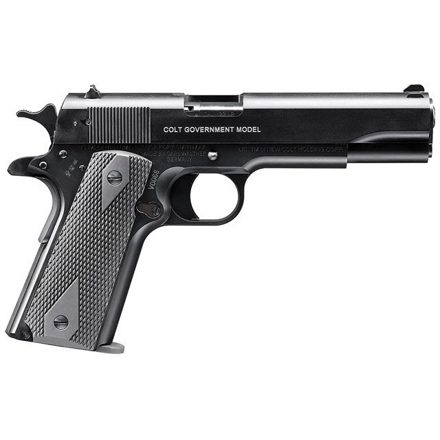 WALTHER ARMS 517030410 1911 COLT GOVERNMENT A122-img-0