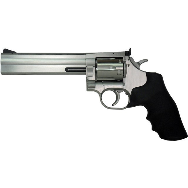 DAN WESSON 715 .357 MAGNUM REVOLVER, STAINLESS-img-0