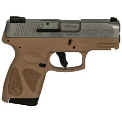 """TAURUS 1G2S939T G2S9MM LUGER SINGLE 3.26"""" 7"""
