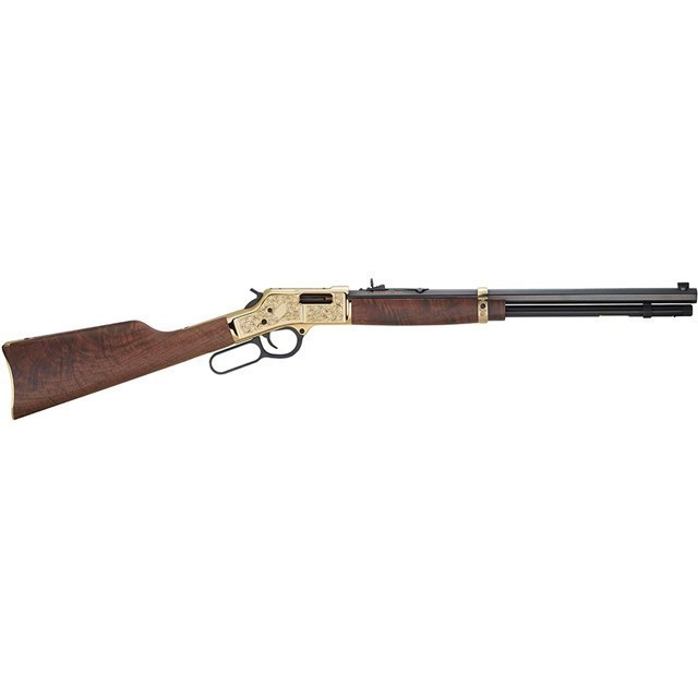 """HENRY BIG BOY DELUXE 3RD ED. .38/.357 20"""" OCTAGON-img-0"""