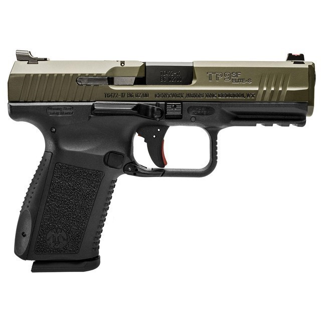 CENTURY HG3899GN TP9SF ELITE-S SINGLE/DOUBLE 9MM-img-0