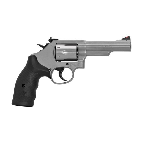 SMITH & WESSON M66 357 MAGNUM, 4.25, 162662-img-0