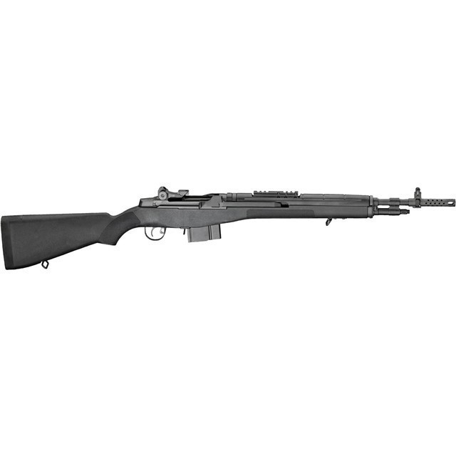 SPRINGFIELD ARMORY M1A SCOUT SQUAD 308 WIN 7.62-img-0