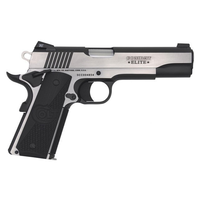 COLT CUSTOM SHOP COMBAT ELITE GOVT 45ACP-img-0