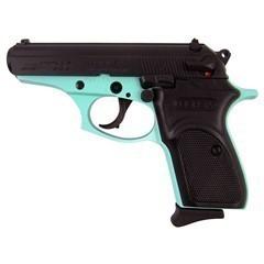 BERSA THUNDER .380ACP FS 8 SHOT ROBINS EGG BLUE/MA