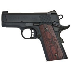 "COLT 1911 DEFENDER 9MM 3"" 8RD G10 GRIP O7802XE"