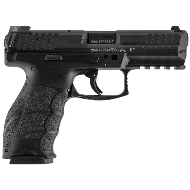 HK 700009LELA5 VP9 9MM *MA COMPLIANT*9MM LUGER DO-img-0