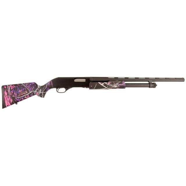 "STEVENS 320 FIELD 20GA YOUTH - 22""VR 3"" BLUED-img-0"