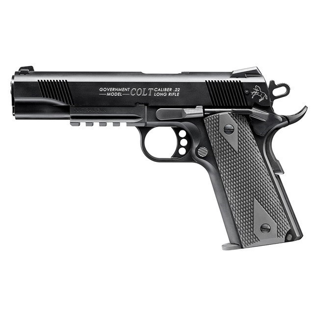 WALTHER ARMS 517030810 1911 COLT GOVERNMENT A122-img-0