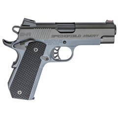 "SF 1911 EMP 9MM LUGER 4"" LTW. CHAMPION 9-SHOT GRAY"