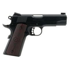 COLT COMBAT COMMANDER 45 ACP BLACK CHERRY GRIP