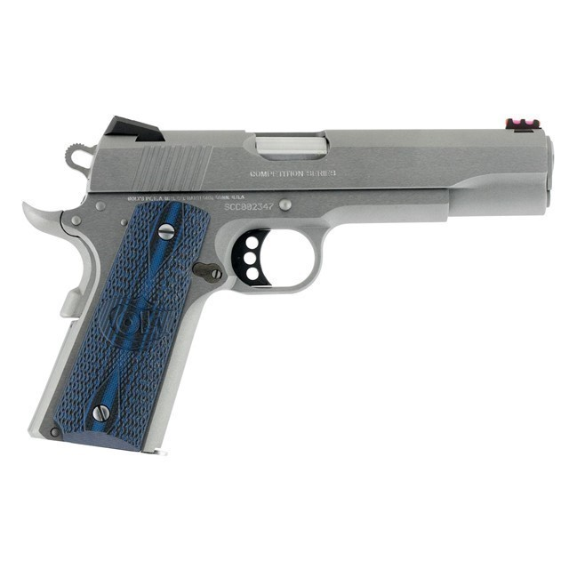 COLT COMPETITION STAINLESS 1911 COLT 45 O1070CCS-img-0