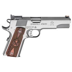 "SPRINGFIELD 1911 RO STAINLESS 5"" 45 PI9124L -"
