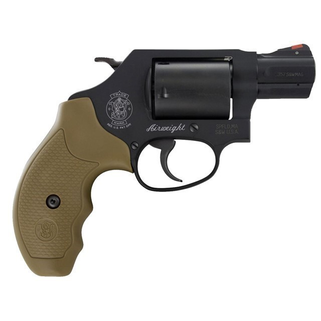SMITH & WESSON 11749 360 SINGLE/DOUBLE 357 MAGNUM-img-0