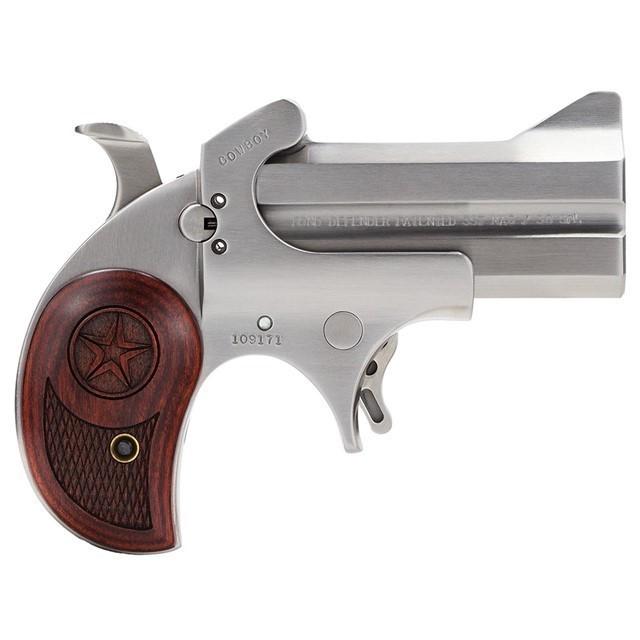 BOND ARMS BACD COWBOY DEFENDER DERRINGER SINGLE 35-img-0